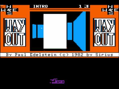 Wayout for the Apple II