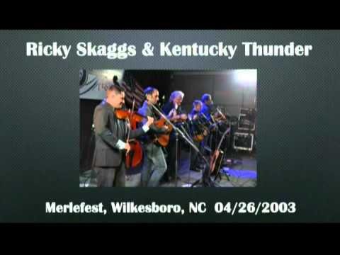 【CGUBA013】Ricky Skaggs & Kentucky Thunder 04/26/2003