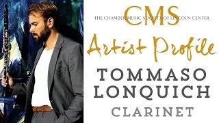 Tommaso Lonquich Artist Profile - March 2016