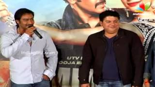 Himmatwala Trailer Launch | Latest Bollywood Movie | Ajay Devgn, Tamanna