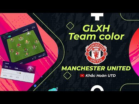 GLXH THÁCH ĐẤU Team MANCHESTER UNITED FIFA ONLINE 4 FO4 Phiên Bản Update Mới