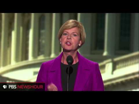 """Wisconsin Rep. Tammy Baldwin: """"President Obama Believes In Our Manufacturers"""""""