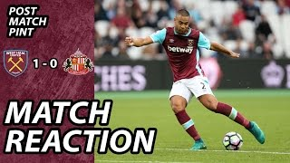 Post Match Pint | West Ham 1 Sunderland 0