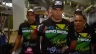 Junior cigano dos Santos  entrance UFC