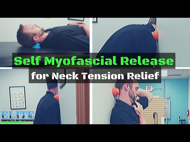 💆♀️How to Release the Muscles of the Neck | Neck Tension Relief💥
