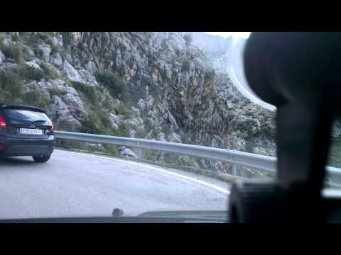 Majorca April 2013 - Road Sa Calobra - Port de Soller pt1