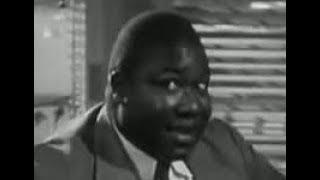 "Actor Troy Brown, Sr. (17 Mar 1901 – 18 Nov 1944) MOVIE CLIP:  1937 ""Nothing Sacred"""