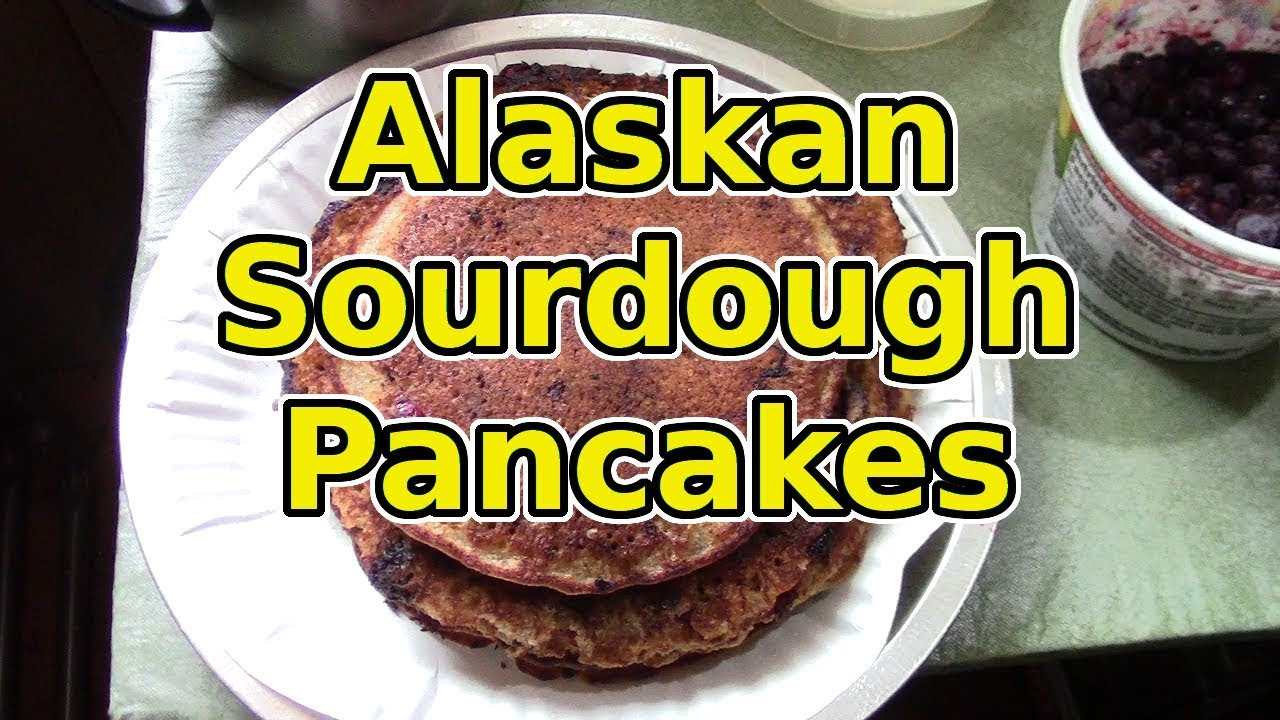 recipe: alaskan sourdough pancakes [34]