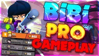 #1 BiBi in the World! BiBi Pro Gameplay