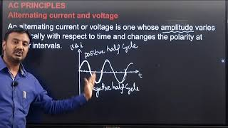 I PUC | Electronics|  Principles of Electricity- 14