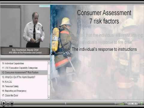 OPWDD Fire Safety Training Module 3