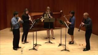 Quintet for Winds - Theodore Blumer