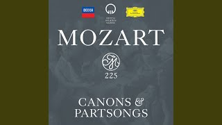 Mozart: 4 Puzzle Canons, K.89a/II - 1. Incipe Menalios mp3