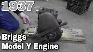 Taryl's Toys - 1937 Model Y Briggs & Stratton Engine