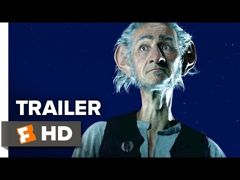 The BFG Official Trailer #1 (2016) - Bill Hader, Mark Rylance Movie HD from YouTube · Duration:  2 minutes 23 seconds
