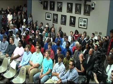 Huntsville City Council 4.14.16