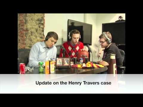 The Sports Hammer  update on Henry Travers