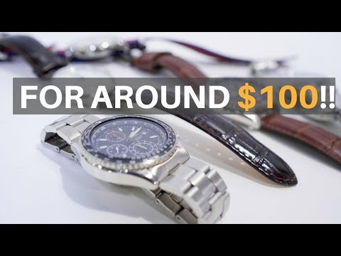 The Best Affordable Iconic Watches For Around $100! - Giveaway