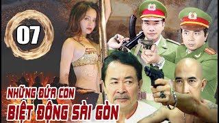 Những Đứa Con Biệt Động Sài Gòn - Tập 7 | Phim Hình Sự Việt Nam Mới Hay Nhất