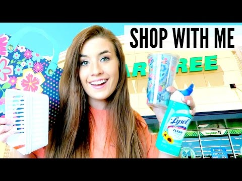 DOLLAR TREE SHOP WITH ME VLOG & HAUL | makeup organization & mothers day