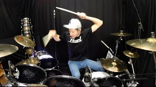 vuclip Chop Suey - Drum Cover - System Of A Down (LAST VIDEO ON MY PEARL EXPORT!)