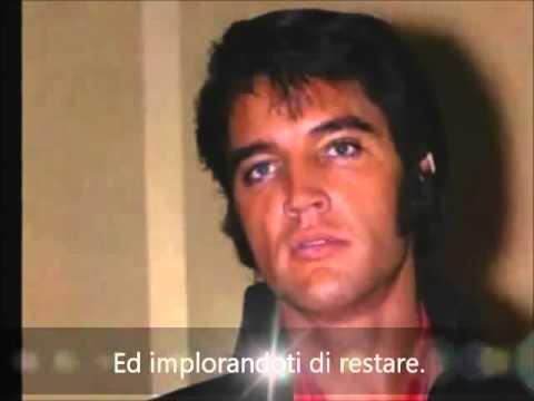 Any Day Now - Elvis Presley (Sottotitolato)