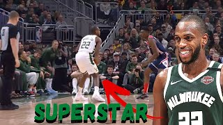 WHY Khris Middleton Is THE NBA'S MOST UNDERRATED STAR (ft. Giannis, Bucks, Heat)
