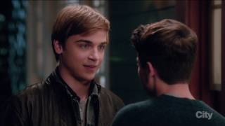 Video Brett Young / Kenny O'Neal (gay kiss #2) - The Real O'Neals (tv series) download MP3, 3GP, MP4, WEBM, AVI, FLV Juli 2017