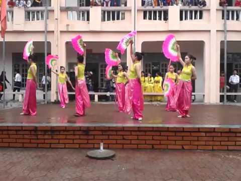 Tiếng sáo quê hương - 7A1 THCS Nghi Hương