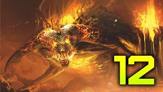 [Dark Souls 2: Scholar of the First Sin #12] Железная Цитадель - Демон из Плавильни/Железный Король