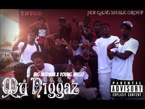 Big Ru - My Niggaz ft. Big Medusa & Young Mego (Prod. by Plead The 5th Ent.)