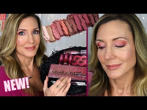 NEW Urban Decay Naked Cherry Makeup Collection ~ Review + Demo!