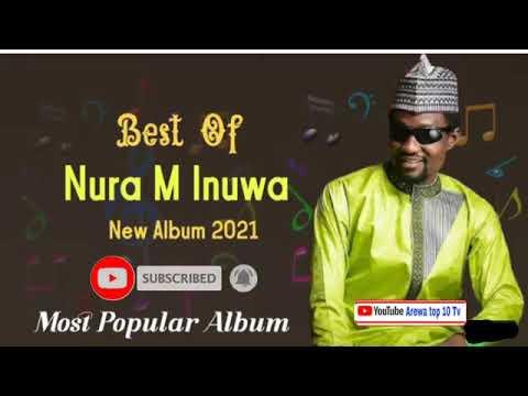 Download Sabuwar Album na nura m inuwa 2021 zakin soyayya
