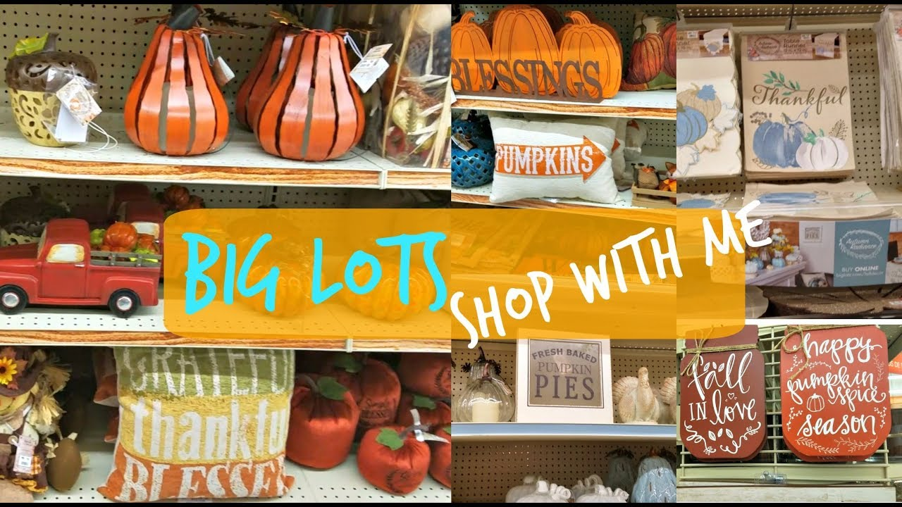 big lots fall decor - gala.grabadosartisticos.co