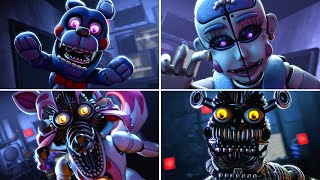FIve Nights at Freddy's Sister Location: Custom Nights