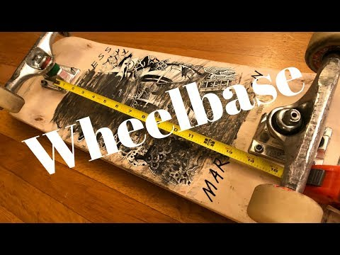 Skateboard Wheelbase Discussion Plus a Session with Carlos Lastra at the Braille House