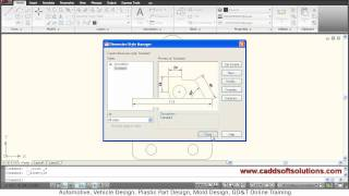 AutoCAD Dimension Scale Tutorial | Dimension Text & Arrow Not Visible, What to do? | AutoCAD 2010