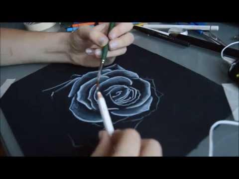 Disegno Rosa Youtube