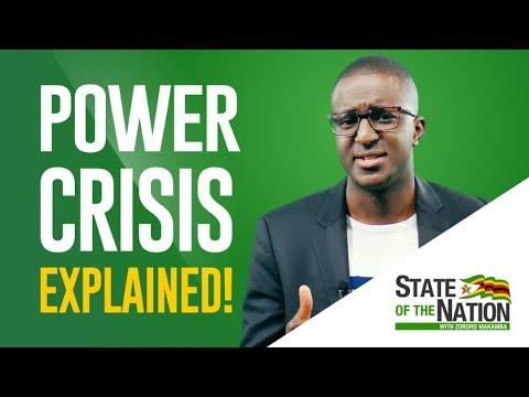 Zimbabwe's Power Crisis Explained | State of The Nation with Zororo Makamba
