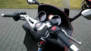 Gilera GP 800 2010 Roller