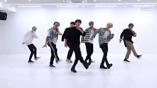 Things You Didn't Notice In The BTS (방탄소년단) 'DNA' Dance Practice Video