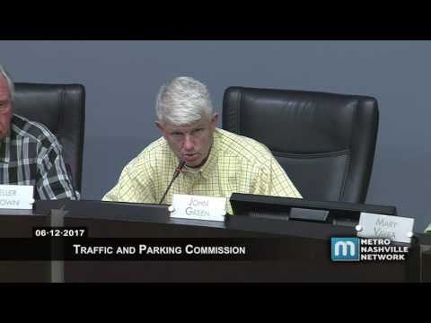 06/12/17 Traffic & Parking Commission