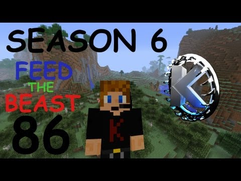 Minecraft FTB Let's Play (Season 6) - Part 86: Resin to rubber