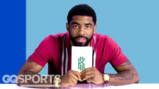 10 Things Kyrie Irving Can't Live Without | GQ Sports