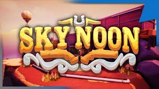 SIX SHOOTERS AND GOOD TIMES! | Sky Noon Multiplayer Let's Play/Game Play Preview