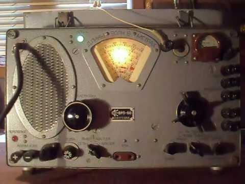 Радиоприёмник типа - ''ВРП-60'