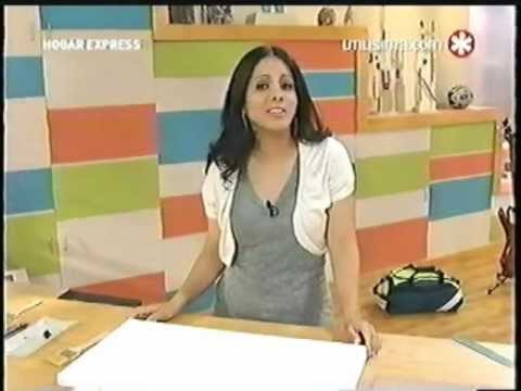 Liliana Cota Hogar Express Pizarron Con Corcho Youtube