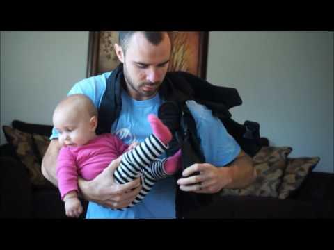 diy baby carrier