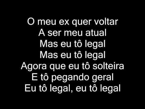 Dani Russo - Tô Legal letra