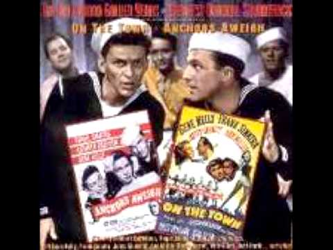On The Town (Movie) - Gene Kelly, Frank Sinatra